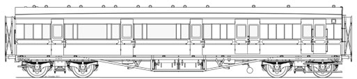 Scale drawing of CC01