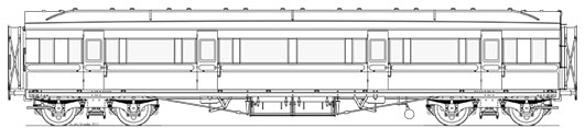 Scale drawing of CC03