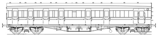 Scale drawing of CC07