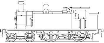 Scale drawing of CL6