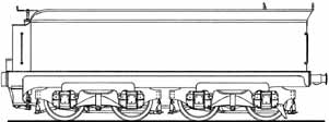 Scale drawing of CT2