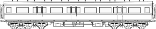 Scale drawing of D94