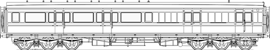 Scale drawing of D97