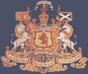 Caledonian Railway Coat of Arms