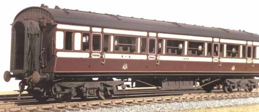 Photo of model D124 (corridor side)